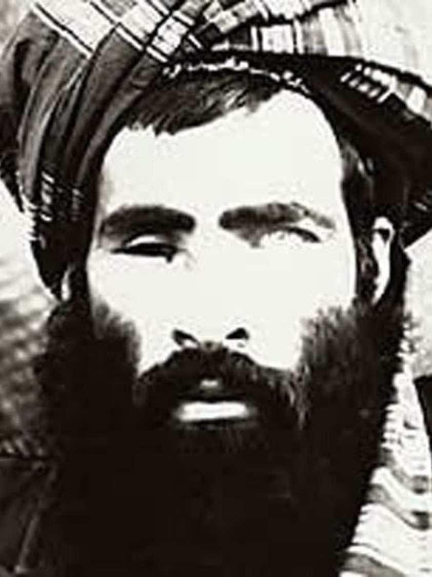 El Mulá Omar, jefe de los talibán, en una imagen de los años 80.
